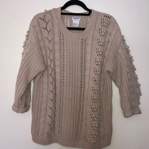 Vintage Bulky sweater